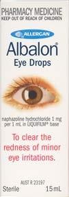 Albalon Eye Drops