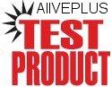 Aliveplus Test Product