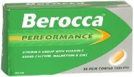 Berocca Performance F/C Tablets