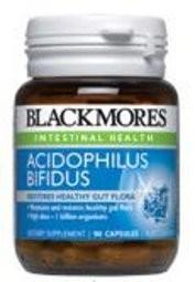 Blackmores Acidophilus Bifidus 90 Caps