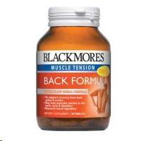 Blackmores Back Formula