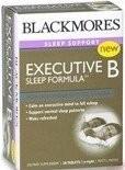 Blackmores Executive B Sleep Formula