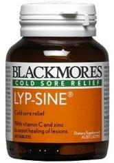 Blackmores Lyp Sine Tablets