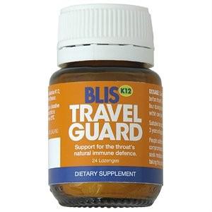 Blis K12 Travel Guard Lozenges