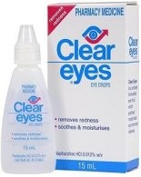 Clear Eyes Drops
