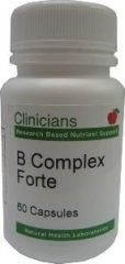 Clinicians B Complex Forte