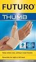 Futuro Deluxe Thumb Stabilizer  SMALL / MEDIUM