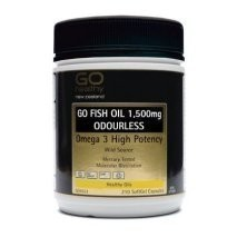 Go Healthy Fish Oil