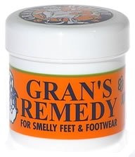 Grans Remedy Scented Powder