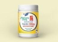 Natures Own D/S Fish Oil Capsules