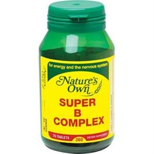 Natures Own Super B Complex
