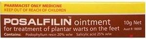 Posalfilin Ointment