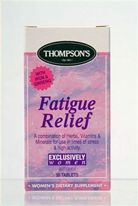 Thompsons Exclusively Women Fatigue Relief