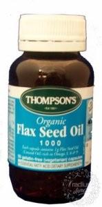 Thompsons Flaxseed Oil