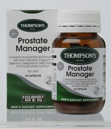 Thompsons Men Prostate Manager