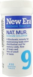 Thompsons New Era Nat Mur. Cell Salts ( 9