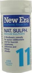 Thompsons New Era Nat Sulph Cell Salts ( 11 )