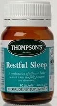 Thompsons Restful Sleep