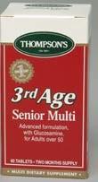 Thompsons Third Age Senior Multi Tablets