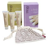 Trilogy  A Fresh Start Starter Pack Normal to Dry Skin